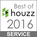 Best of houzz 2016 - Service